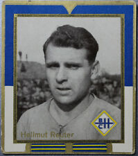 FOOTBALL BILD KÖNIG Fußball 1935/36 UNVERGESSEN † HELLMUT REUTER * BC HARTA *