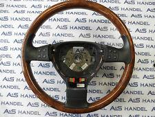 Original Holzlenkrad Multifunktion VW 1K0419091AD MCC Lenkrad Holz MFL *TOP*