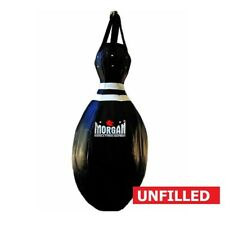 MORGAN Muay Thai Clinch Bag Kick Boxing MMA Punching Bag UNFILLED