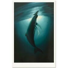 "Wyland ""The First Breath"" Signed Limited Edition Art; COA"