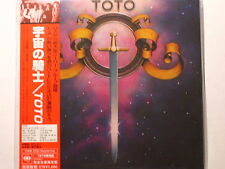 "TOTO ""S/T"" Le Japon MINI LP CD"