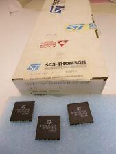 3 Stück / 3 pieces ST90R30 ZC6R ROMLESS HCMOS MCU w. A/D CONVERTER 90T30 ST9030