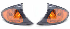 For BMW 3 Series E46 Saloon Touring 01-05 Amber Euro Indicators Detector Pair