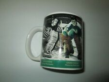 Minnesota North Stars Wild Hockey Coffee Mug Cup Blackhawks Bruins Goalies