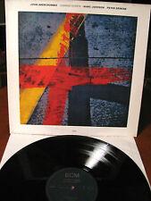 JOHN ABERCROMBIE trio (M.Johnson/P.Erskine)-Current events- LP- Excellent- ECM