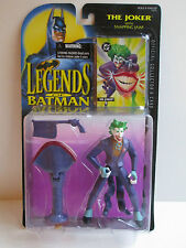 Legends Of Batman The Joker With Snapping Jaw (Kenner 1994) Brand New
