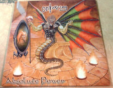 Blitzkrieg Absolute Power Vinyl LP.  Power Metal NWOBHM 525 copies worldwide