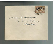 1935 Cheribon Netherlands Indies Commercial Cover Domestic Use