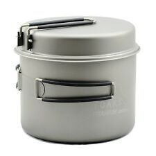 TOAKS Titanium 1600ml Pot with Pan (CKW-1600)