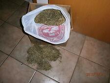 Tüte Heu Einstreu Hase Hamster Meerschwein Maus Vogel Nest Bau getrocknetes Gras