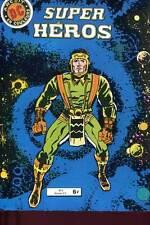 SUPER HEROS. N°6. AREDIT. 1980.