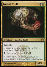 1x Lotleth Troll Return to Ravnica MtG Magic Gold Rare 1 x1 Card Cards