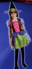 Totally Ghoul  Cutie Witch Child Girls' Halloween Costume  Large