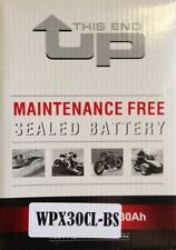 BATTERY SEADOO PWC 02-09 4-TEC AGM 278001882 POWER SOURCE WPX30CL-BS-S MISC WPX3