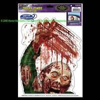 Bloody Horror-ZOMBIE BACKSEAT DRIVER CLING-Walking Dead Car Decal Window Sticker