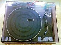 Vintage Pioneer PL-10 turntable w/stylus--needs repair or use for parts