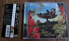 KEN The Party CD + DVD Limited Edition jpop jrock L'Arc en ciel Don't be Afraid