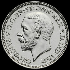 More details for 1927 george v proof silver sixpence