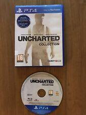 La colección de Nathan Drake Ps4 Uncharted