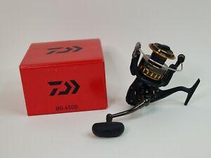 Daiwa BG Spinning Reel Black & Gold Series Fishing Reel