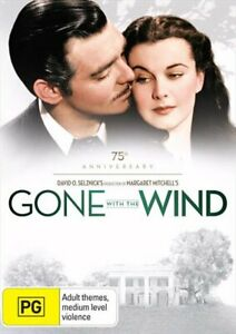 Gone With The Wind - 75th Anniversary Edition DVD