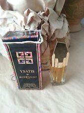 Vintage YSATIS Givenchy Paris 1 2/3 oz./50 ml Eau De Toilette Spray
