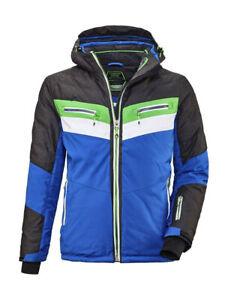 Killtec Tirano MN Jacket A Herren Skijacke Snowboardjacke Wintersport denim NEU