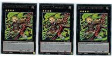 3 x zoodiak-eberbogen mp17-de209, RARE, Mint, PLAYSET