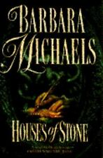 "NEW*MINT*NEVER OPENED ""Houses of Stone~Barbara Michaels"" 1993 HC w/DJ"