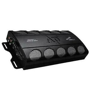 Audiopipe APCLE-1004 1000 W Max 4-Channel Class A/B Stereo Car Audio Amplifier