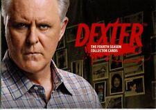 Dexter Season 4 Promo Card Promo 1