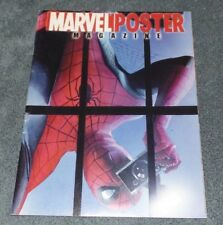 Marvel Poster Magazine #2 Direct Edition 16 Color Posters 2001