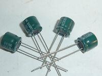 10pcs 25V 3.3uF 25V Panasonic HB 4x5.8mm SMD Non polar Electrolytic Capacitor