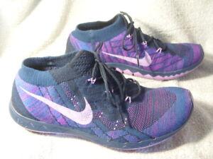 Womens Nike Barefoot Ride 3.0 Trainers -  Size UK 6