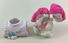 Smooshees Heidi Bunny Playset #7255 100% Complete Fisher Price 1988
