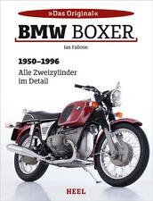 BMW Boxer 1950-1996 (R 45 50 60 65 75 80 90 100 RS RT R S) Buch book Motorräder