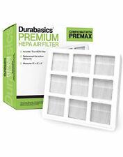 Durabasics Hepa Bottom Filter for Iq Air PreMax HealthPr 00006000 o Series Air Purifiers