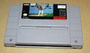 Waialae Country Club for Super Nintendo SNES Fast Shipping