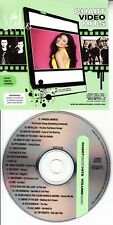VCD METALLICA KINGS OF LEON PINK EMPIRE OF THE SUN THE PRESETS KYLIE MINOGUE