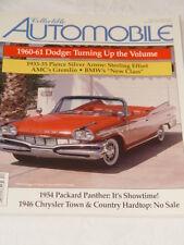 Collectible Automobile Magazine December 1999 Vol 16 - No 4