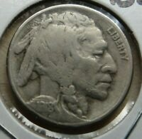 1918 S Buffalo Nickel VF