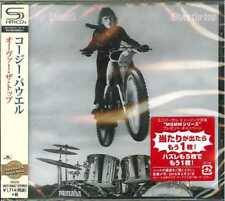 COZY POWELL-OVER THE TOP-JAPAN  SHM-CD D50