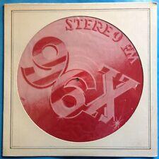 "Various-96X (Virginia)  12"" PICTURE DISC-1979 CBS-Pic Disc M/M  SEALED-PROMO"