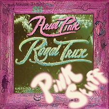 """Royal Trux / Ariel Pink - Pink Stuff Ltd. Ed. Pink Wax 2 x 7"""" EP"""