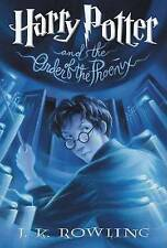 Harry Potter and the Order of the Phoenix (Book 5)-ExLibrary