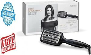 Babyliss HSB101E Heated Brush 3D Liss Brush With Ionic Technology – Black