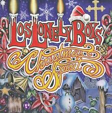 Christmas Spirit by Los Lonely Boys (CD, Oct-2008, Epic)
