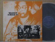 Shake & Break It, Michael White New Orleans Music- The Best of LP Dixieland EX+