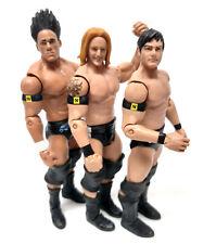 WWF WWE Wrestling TEAM NEXUS 6 inch Tag Team toy figure battle set