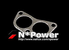 EXHAUST MANIFOLD FLANGE GASKET FOR NISSAN SKYLINE R31 07.86 -12.90 3.0L RB30E